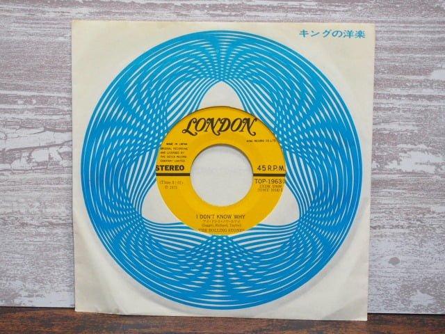 アイ・ドント・ノウ・ホワイ(ローリング・ストーンズ)のレコード袋