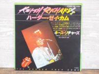 ハーダー・ゼイ・カム(キース・リチャーズ)の中古レコードのジャケット