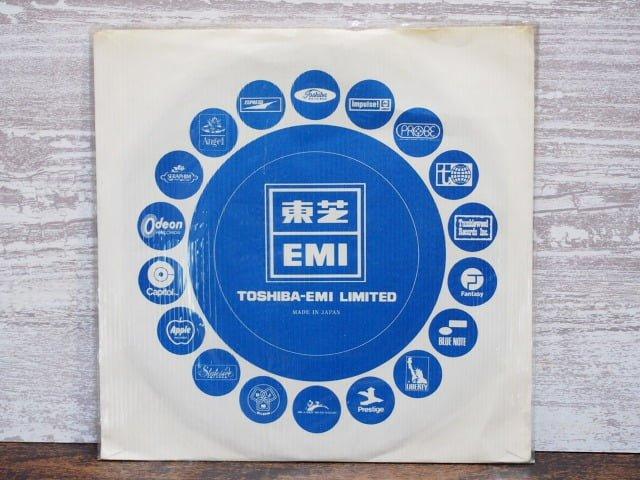 トゥ・ビッグ(スージー・クアトロ)のレコード袋