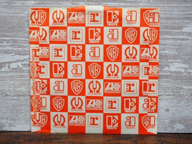 トランプルド・アンダー・フット(レッド・ツェぺリン)の 中古レコードの内袋裏側