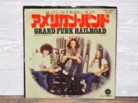 アメリカン・バンド(グランド・ファンク・レイルロード)の 中古レコードのジャケット