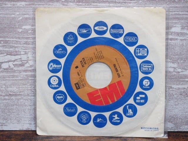 ママのファンキー・ロックン・ロール(スージー・クアトロ)のレコード袋