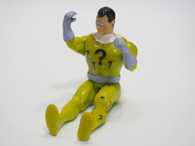 リドラー TOY BIZ Figure1989