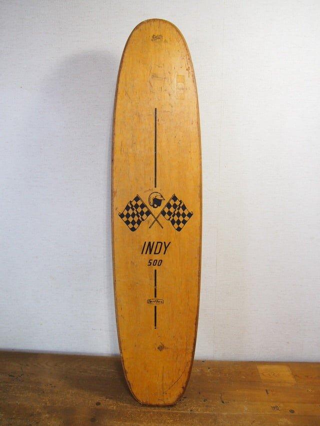 ヴィンテージスケートボード INDY 500 SPORT FUN INC.