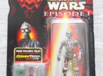 スター・ウォーズ エピソード1 C-3PO – ハズブロ コムテックフィギュア