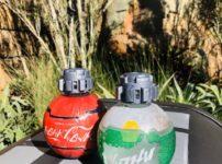 スターウォーズ:ギャラクシーズエッジで限定販売のコカ・コーラ&スプライト