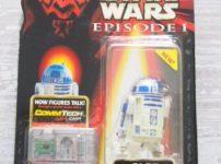 スター・ウォーズ エピソード1 R2-D2 – ハズブロ コムテックフィギュア