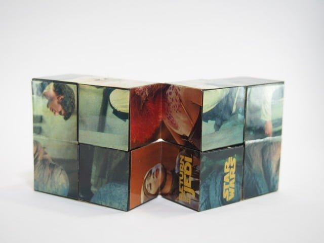スターウォーズ タコベル 1997 パズルキューブ