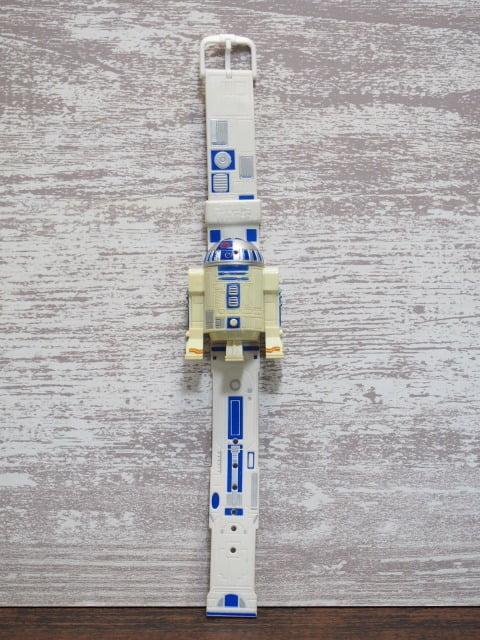 コレクタータイムピース R2-D2 フェイスウォッチ