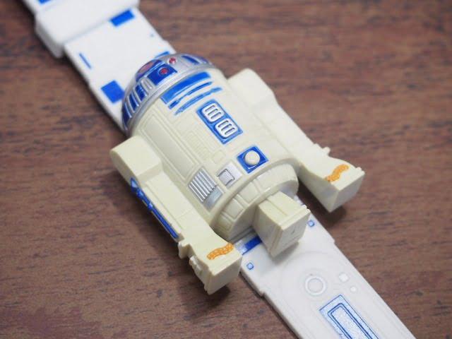 スター ・ウォーズ Collector Timepiece R2-D2 フェイスウォッチ