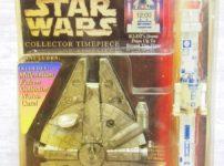 STAR WARS コレクタータイムピース R2-D2・フェイスウォッチ&ミレニアムファルコン・ケース