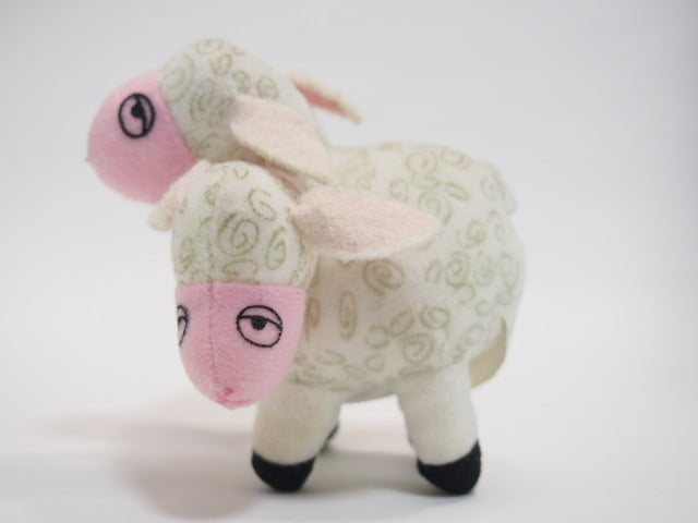 Sheep of Bo Peep