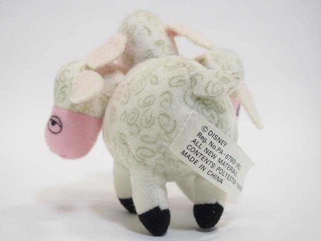 ボー・ピープの羊の後姿