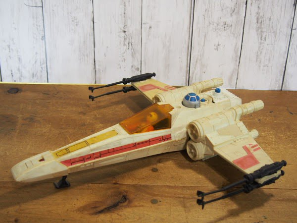 Kenner 1978 Star Wars X-Wing Fighter